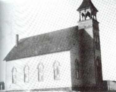 The Strahan Methodist Church was founded in 1884.