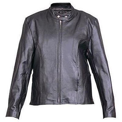 AL2180-Ladies Basic Scooter Jacket