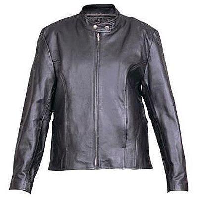 AL2180-Ladies Basic Scooter Jacket