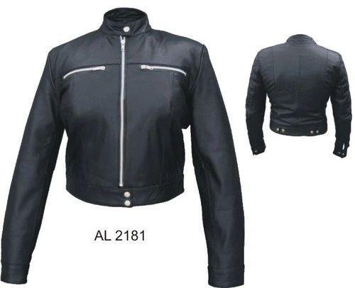 AL2181 Womens Riding Motorcycle Jacket