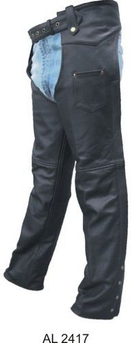 AL 2417 Unisex Buffalo Leather Chaps