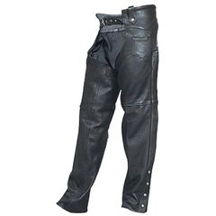 AL2450 Unisex Naked Cowhide Leather Chaps