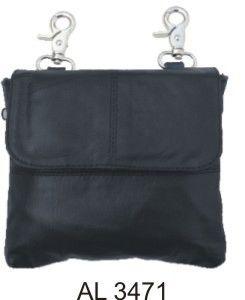 Ladies belt loop bag