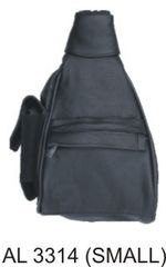 Ladies Plain Small Back Pack