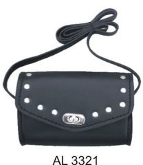 Ladies Studded Shoulder Bag