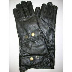 AL3067-Premium Long Leather Riding Gloves
