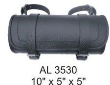 AL 3530 Plain Small Round Tool bag