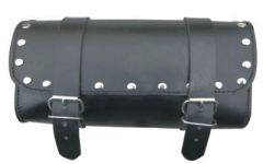 AL3504 Small studded Leather Tool bag