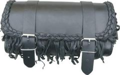 Small fringe & braid Tool bag.
