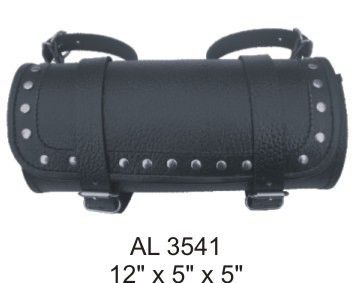 AL 3541 Studded Large Round Tool bag
