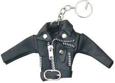 Motorcycle Jacket Key Chain