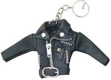 Motorcycle Jacket Key Chain