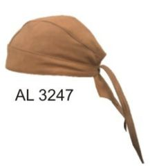AL3247 Brown skull cap