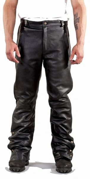 Mens Chap Pants With Zipper