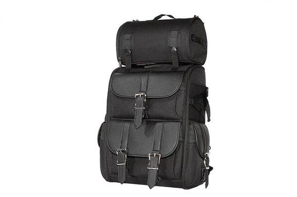Medium Size 3pc Motorcycle Sissy Bar Bag