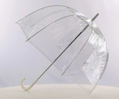 "Clear - Bubble Shaped Umbrella 34""- Free Shipping Until 03/31/2020"
