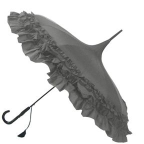 Frilly Grey Pagoda - Waterproof