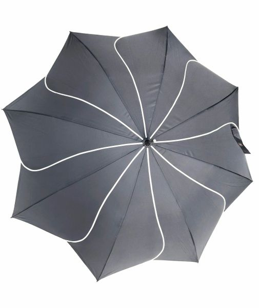 New Color! Charcoal Swirl Umbrella/Parasol - Waterproof