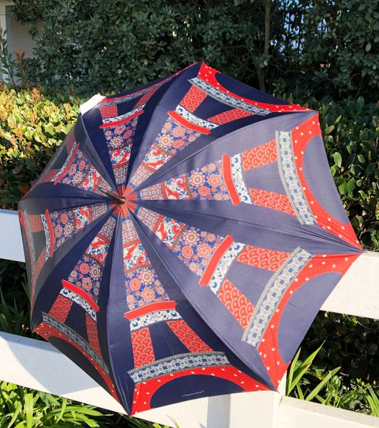 Luxury Eiffel by Guy de Jean - Handmade French Umbrella