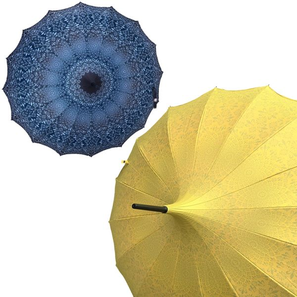 Set of 2 - Anti UV And Waterproof - Charcoal/yellow - 20% off second one