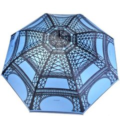 Guy de Jean - Eiffel Tower Blue Umbrella