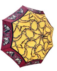 Guy de Jean - Horse Theme Umbrella - Handmade Luxury