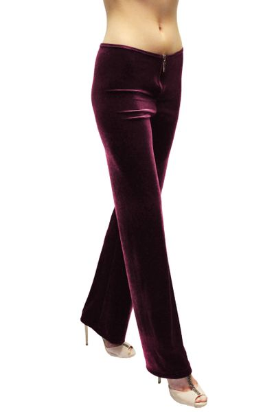 Velvet New York Pants in Fig