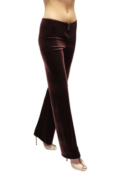 Velvet New York Pants in Chestnut