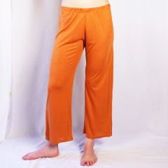 Flirty Pant in Poppy or Taupe