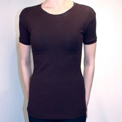 Royal Tee in Brown