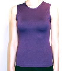 Sicilian Top Purple and Orange