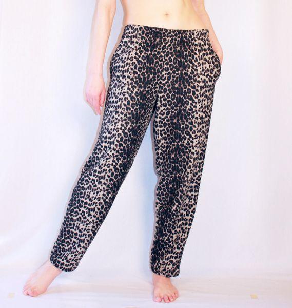 Leopard Lounge Pants