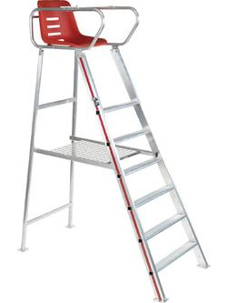 Aluminum Umpire Chair