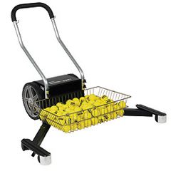 Ball Mower 350 Ball Pickup