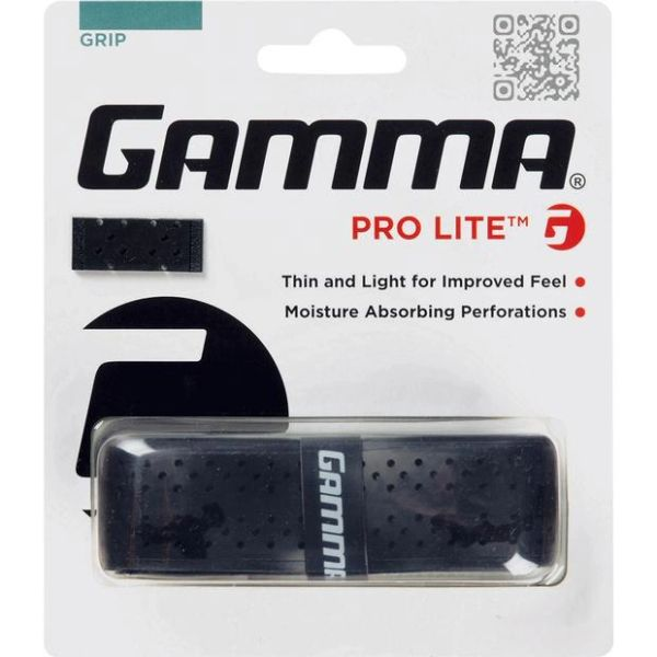 Gamma Pro Lite Black Replacement Grip
