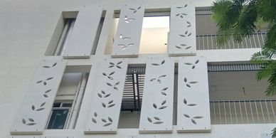 GFRC Panels; Clamps; Cladding; Panels; Facade; Concrete; Facade; Cladding; GRC; GFRC; Architectural