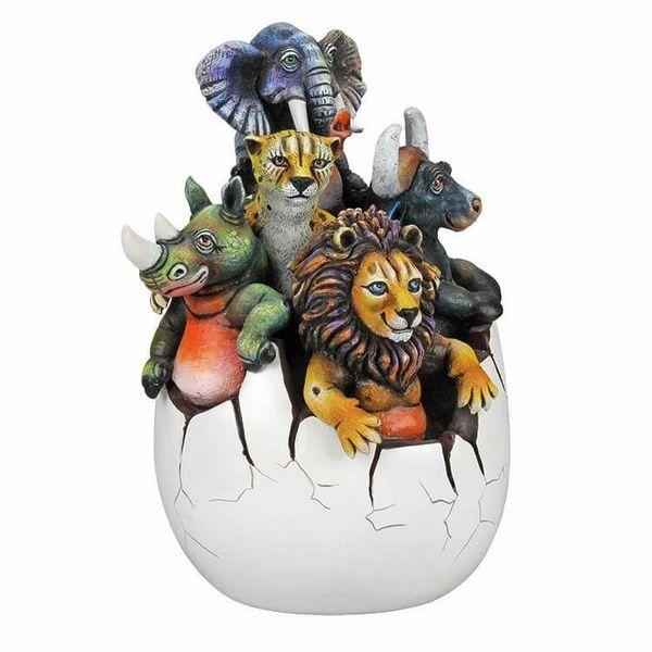 Big 5 Egg- Small