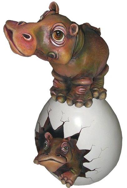Hippo Maternal Egg- Small