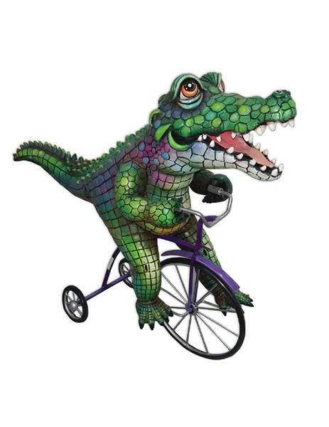 Gator on Trike