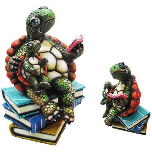 Turtle & Child Mini Book Club