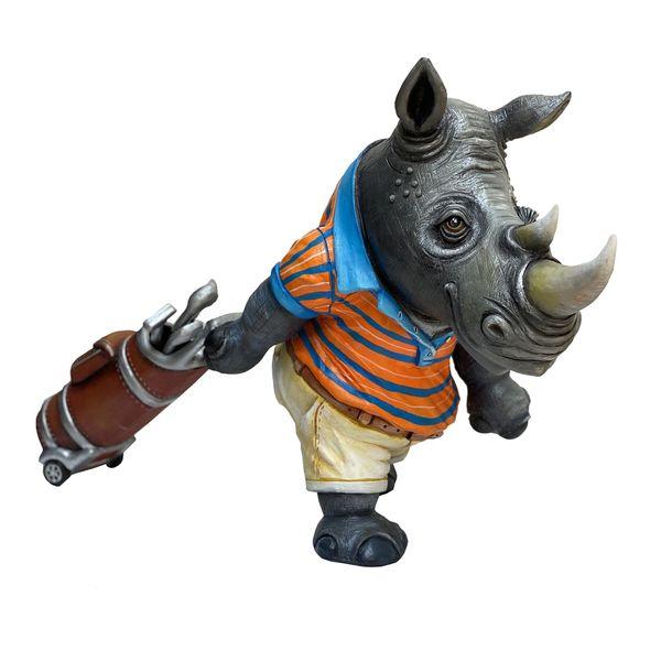 Rhino Golfer