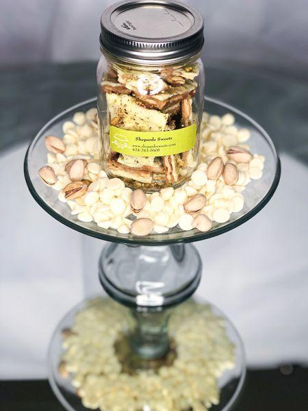 (Individual) Patrick's Pistachio Toffee