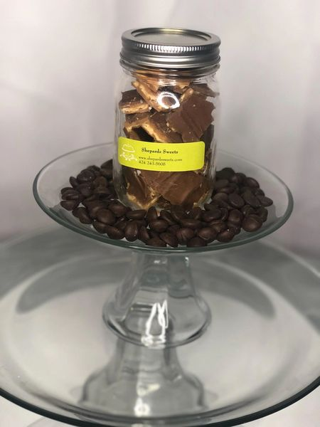 (Individual)Chocolate Toffee Crunch
