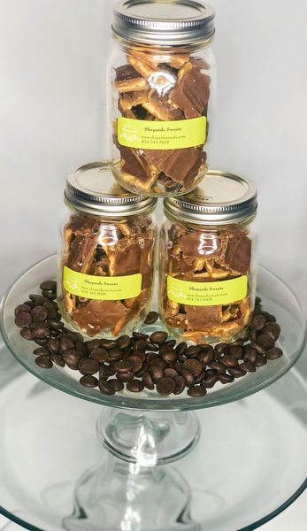 Chocolate Toffee Crunch Trio