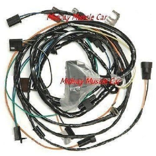 engine harness 69 Chevy Chevelle 396 427 Malibu SS 1969 chevrolet