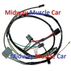 A/C air conditioning wiring harness 69-72 Buick Gran Sport Skylark GS 350 455