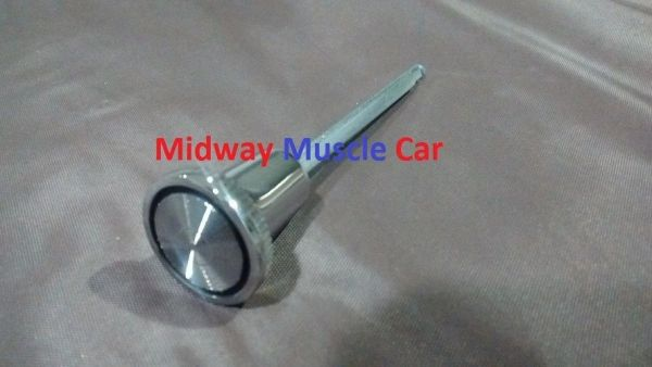headlight lamp light switch knob 66 Chevy Chevelle Impala II Nova