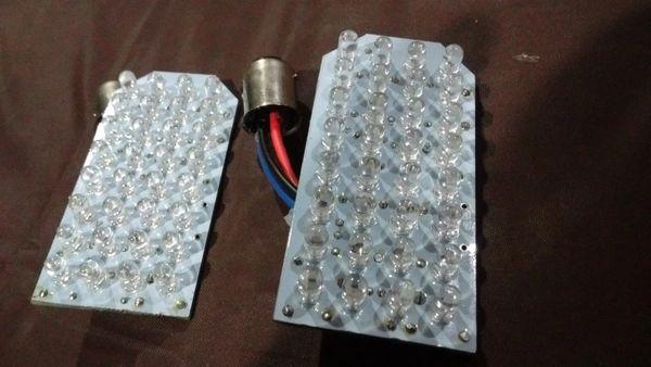 32 LED tail lights lamps kit 70 71 72 Chevy Nova LED tail light