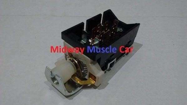 Headlight switch 57-63 Chevy 58-63 Corvette 62-63 Nova