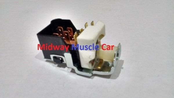 Headlight switch 64-72 Chevy Chevelle Pontiac GTO Buick GS Olds Cutlass